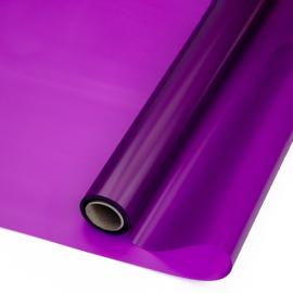 Пленка матовая в рулоне 60см х 10ярд P.WM 231 Purple