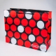 """Package cardboard 47x36x15 сm """"Just for you Polka Dot"""""""