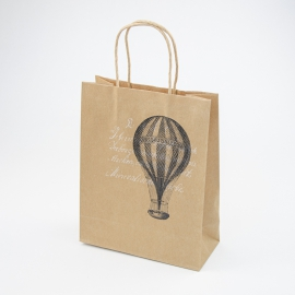 "Package paper kraft L ""Balloon"