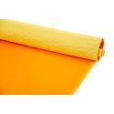 Папір брижований 70см х 5ярд Жовтий