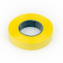 Polypropylene tape 2 cm x 50 m Dolce New Yellow