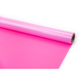Matte film in a roll of 60 cm x 8 m Pink neon