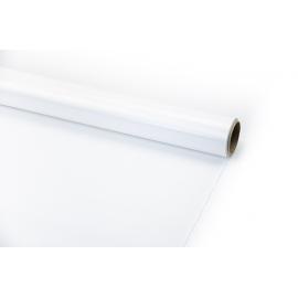 Matte film in a roll of 60 cm x 8 m White