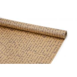 Kraft paper 70cm x 8m Indigo sheet