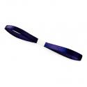 Стрічка сатинова 5мм х 25ярд Індиго 81