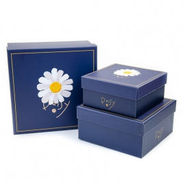 Set of gift boxes from 3 pieces of JKZ-86