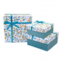 Set of boxes for gifts from 3 pieces of JKZ-94
