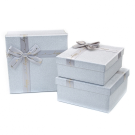 Set of gift boxes with 3 pieces of JKK-1
