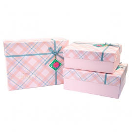 Set of gift boxes with 3 pieces 9700-47