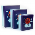 Set of gift boxes with 3 pieces 107-38