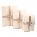 Набір коробок для подарунків з 3 шт B18-50