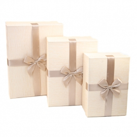 Set of gift boxes with 3 pieces B18-50