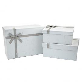 Набір коробок для подарунків з 3 шт B18-61