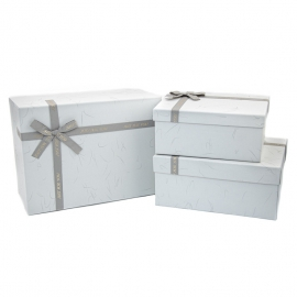Set of gift boxes with 3 pieces B18-61