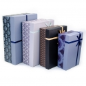 Set of boxes for gifts from 4 pieces of NP-26