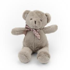 Toy polyester Bear Winnie 220-4 Gray