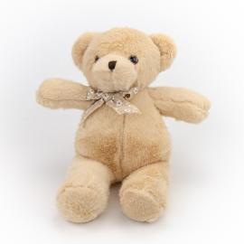 Toy polyester Bear Winnie 0220-4 Beige