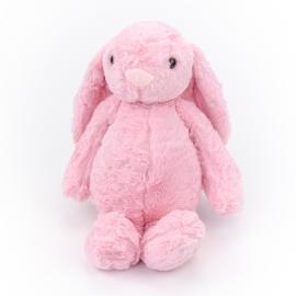 Іграшка поліестерна Кролик Дольче 0220-2 Рожевий