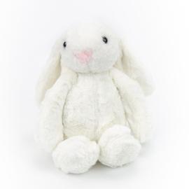 Toy polyester Rabbit Dolce 0220-2 White