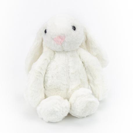 Іграшка поліестерна Кролик Дольче 0220-2 Білий