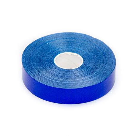 """Стрічка поліпропіленова """"Голограма"""" 2см х 50ярд 88 blue"""