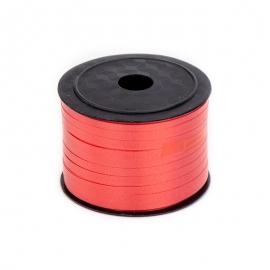 Polypropylene tape 5 mm x 90 m S01-red