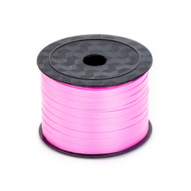 Polypropylene tape 5 mm x 90 m S04-pink