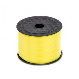 Polypropylene tape 5 mm x 90 m S07-yellow