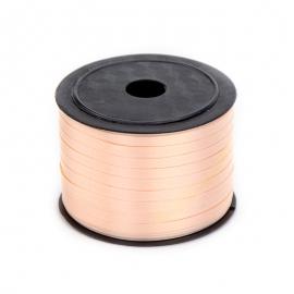 Polypropylene tape 5 mm x 90 m S16-salmon