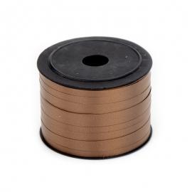 Polypropylene tape 5 mm x 90 m S31-chocolate