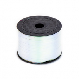 "Polypropylene tape ""Pearl"" 5 mm x 90 m white"