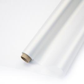 Пленка перламутровая в рулоне 60см х 9ярд S.NYZ-11 White