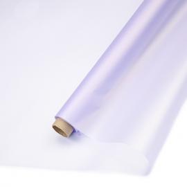 Пленка перламутровая в рулоне 60см х 9ярд S.NYZ-10 Lilac