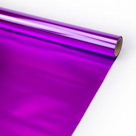 "Film opaque bilateral 60 cm x 8 m ""Metal"" Violet"