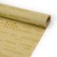 Папір Крафт в рулоні 70см х 8м «Life» Беж