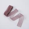 Organza ribbon 26mm x 20yards 037 Rosewood