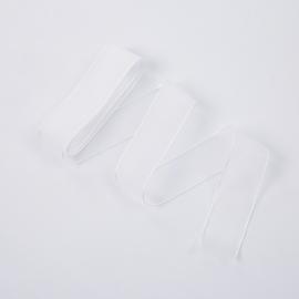 Стрічка з органзи 26мм х 20ярд 111 White