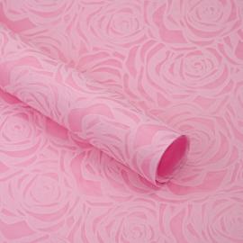 """Плівка на флізеліновій основі """"Троянда"""" BLSMG Рожева"""