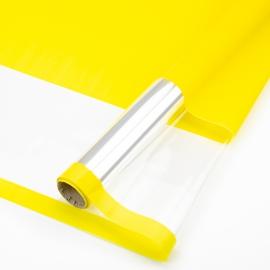 Плівка тонована 40мкм 60см х 8м NEW Light Level Жовта