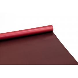 Плівка матова двостороння в рулоні 60см х 8м P.OY-011 Wine - Red