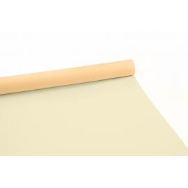 Плівка матова двостороння в рулоні 60см х 8м Orange + Cream