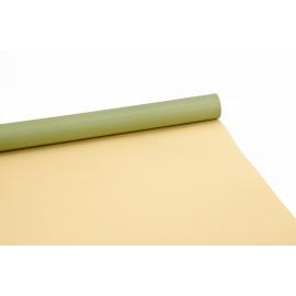 Плівка матова двостороння в рулоні 60см х 8м 8м P.OY-053 Lime Juice - Peach