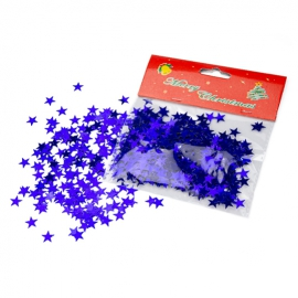 """Powder in a pack """"Star"""" is blue"""