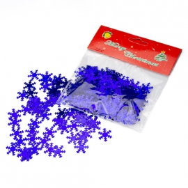 """Powder in a pack of """"Snowflake"""" blue"""