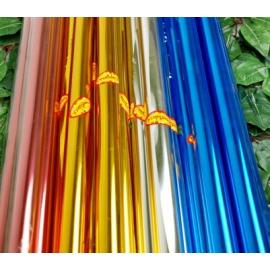 Colored metal