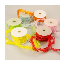 Ribbon with beads