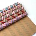 Kraft paper Spikelet series