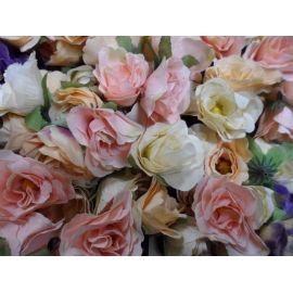 Головы цветов