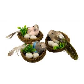 Декоративні комахи та птахи