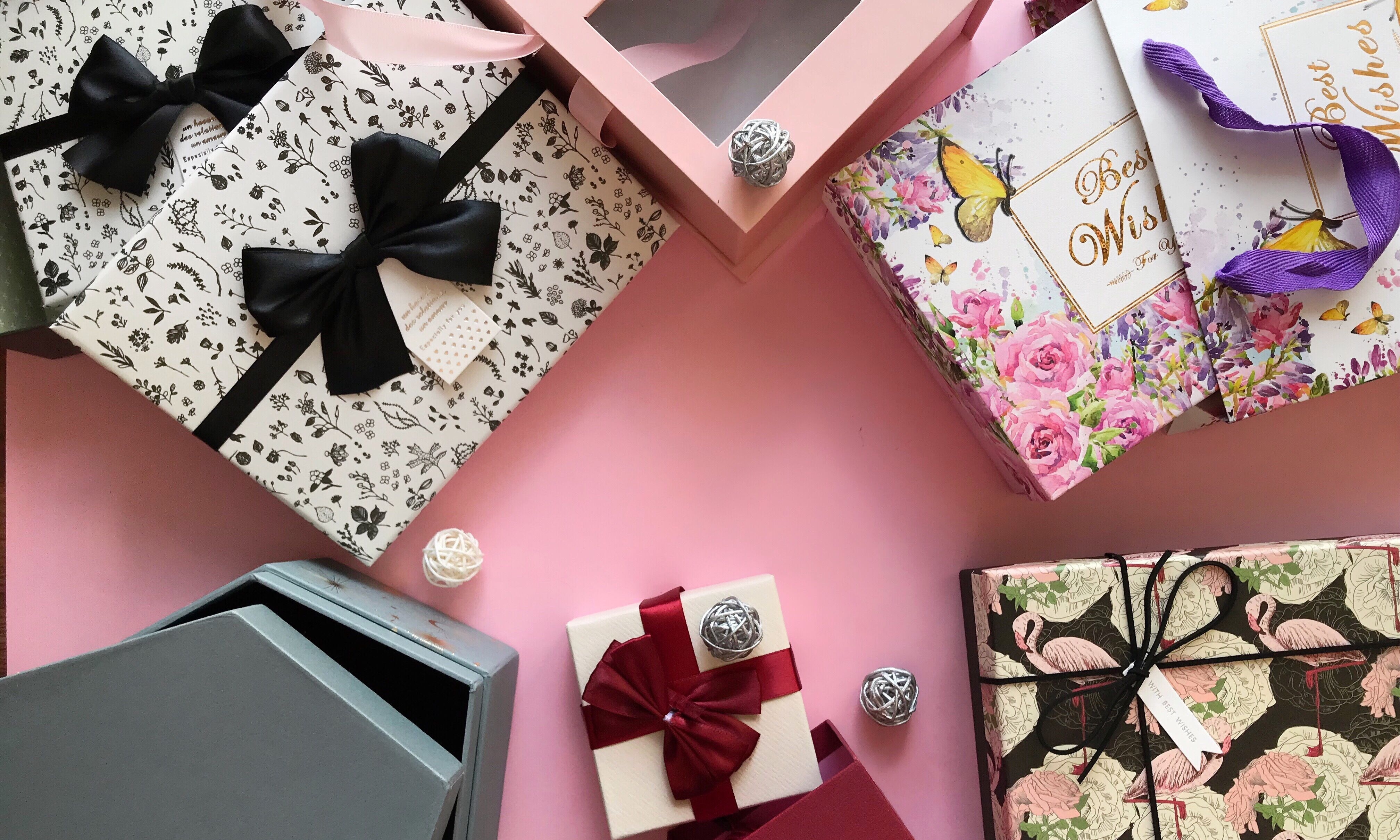 Special gift boxes
